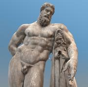Hercules Farnese 3d model