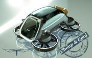 \\T// Copter Car 08 3d model