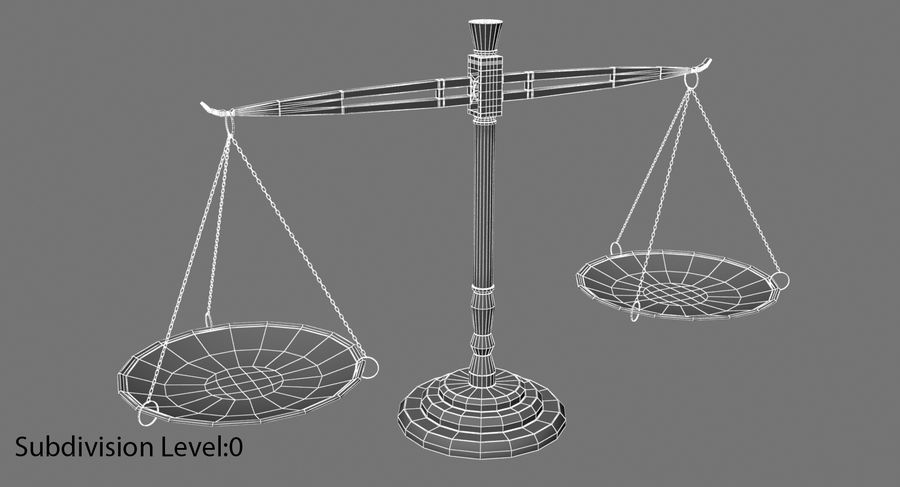 Scala royalty-free 3d model - Preview no. 10