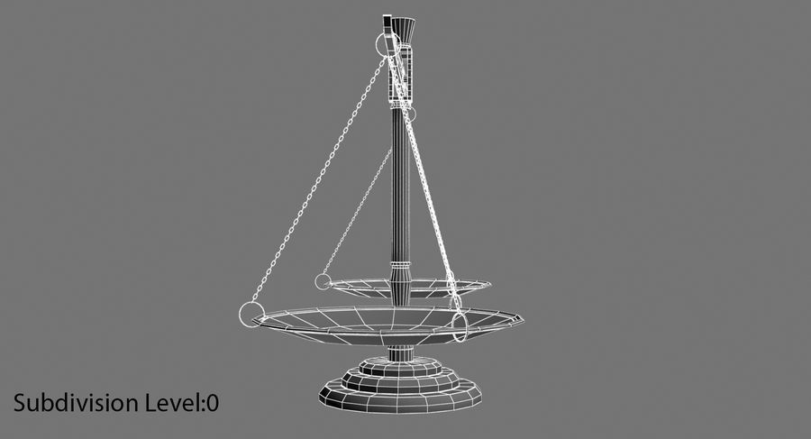 Scala royalty-free 3d model - Preview no. 13
