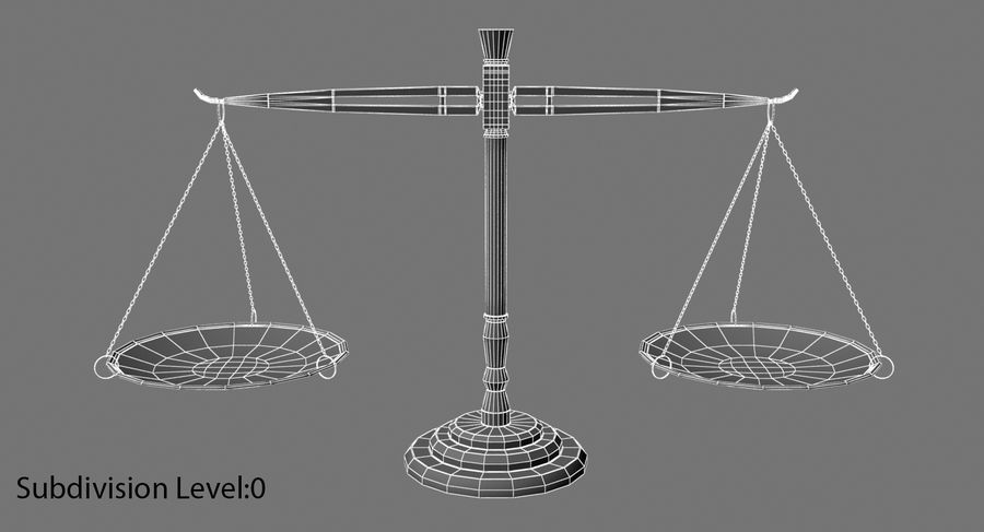 Scala royalty-free 3d model - Preview no. 11