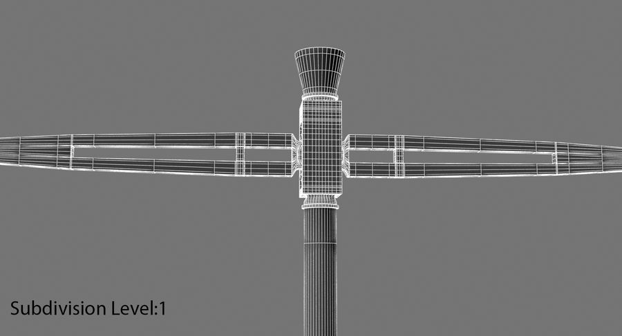 Scala royalty-free 3d model - Preview no. 18
