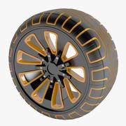 Concept Wheel 3d model