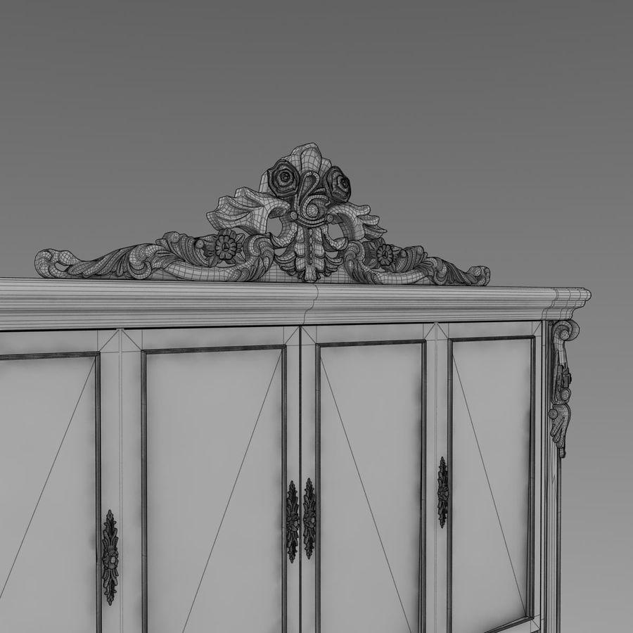 内阁 royalty-free 3d model - Preview no. 5