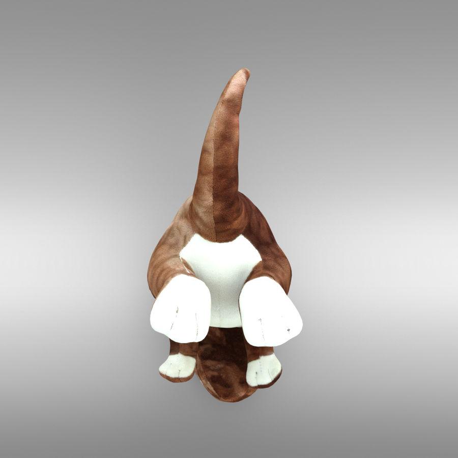 Doldurulmuş Hayvan Dinozor - Taranan royalty-free 3d model - Preview no. 8