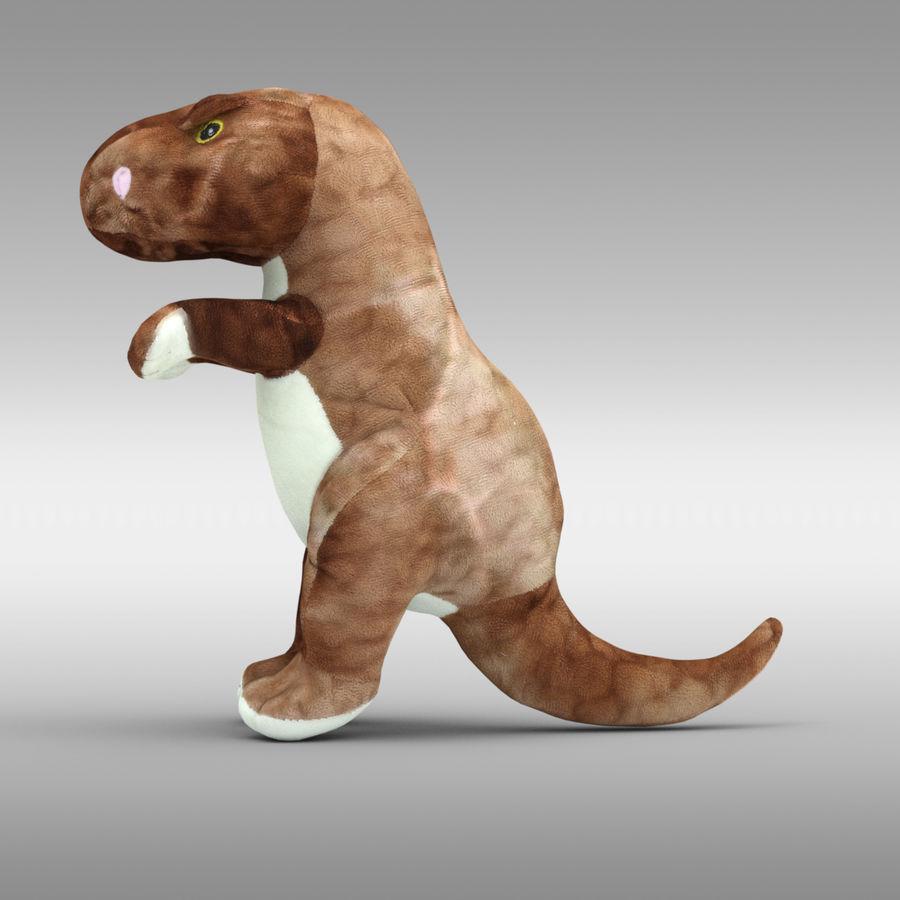 Doldurulmuş Hayvan Dinozor - Taranan royalty-free 3d model - Preview no. 5