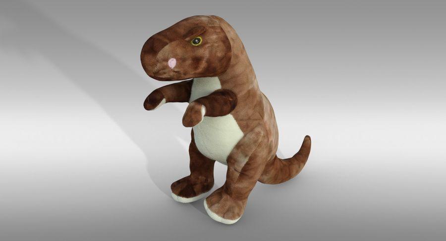 Doldurulmuş Hayvan Dinozor - Taranan royalty-free 3d model - Preview no. 2