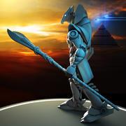 Horus Mecha modelo 3d