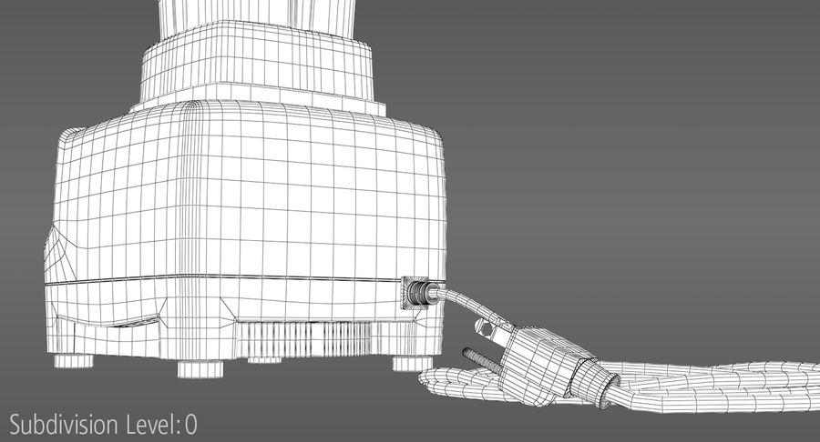 Blender royalty-free 3d model - Preview no. 22