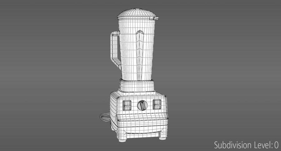 Blender royalty-free 3d model - Preview no. 14