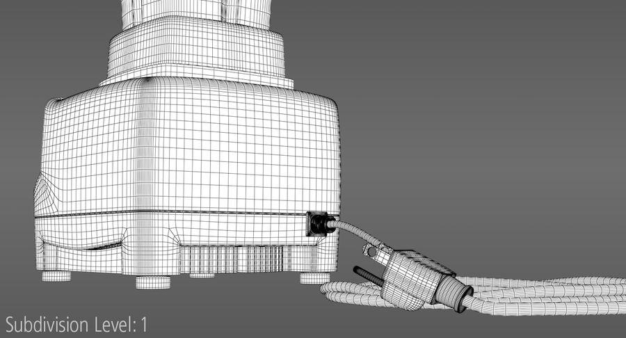 Blender royalty-free 3d model - Preview no. 21