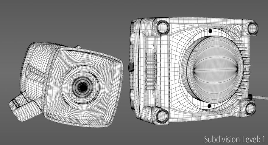Blender royalty-free 3d model - Preview no. 23
