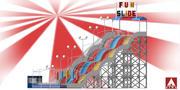 Fun Slide 3d model