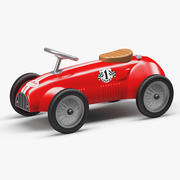 Push Ride Oldtimer 3d model