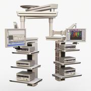Asta chirurgica medica 3d model