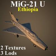 MIG21U EPH 3d model