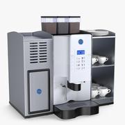 Coffee Machine Carimali Armonia 3d model