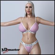 Beauty Woman 11 3d model