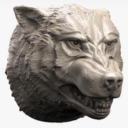 Wolfskopf 3d model