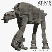 ATM6 Walker Star Wars 3d model