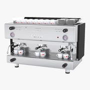 Photorealistic GAGGIA Commercial Coffee Machine 3d model