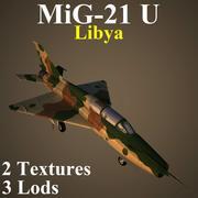 MIG21U LIV 3d model