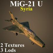 MIG21U SIR 3d model