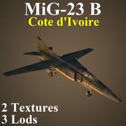 MIG23B KOT 3d model