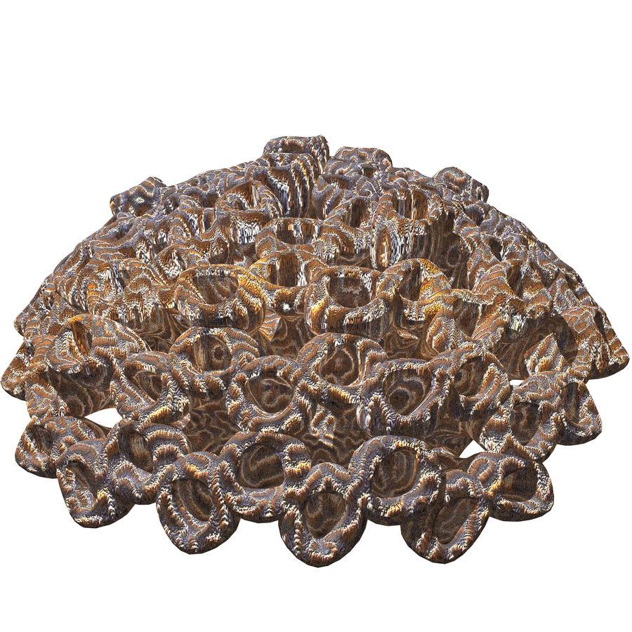 Kolekcja koralowa royalty-free 3d model - Preview no. 19