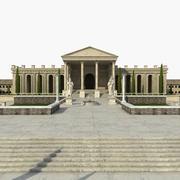 Ancient Greek 3D Model_3 3d model