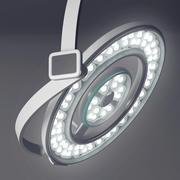 Chirurgisch licht 3d model