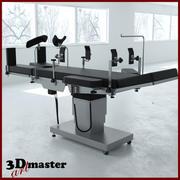 Medizinische Chirurgietabelle 3d model