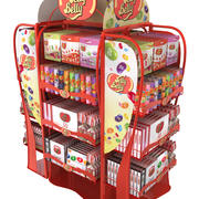 Jelly Belly Display 3d model
