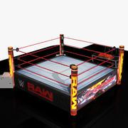 WWE 아레나 3d model