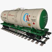 Eisenbahntank 15-443 3d model