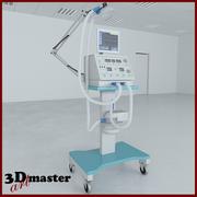 Ventilator Medical Equipment 3d model
