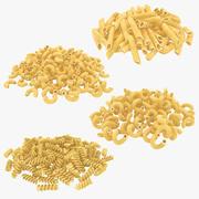 Torra pastapåset 3d model