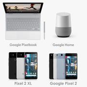 Google 전자 제품 세트 2017-2018 3d model