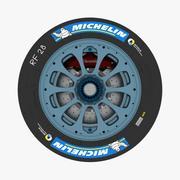Wec Wheel 3d model