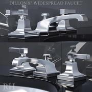 DILLON 8em FAUCET DIVERTIDO 3d model