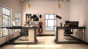kantoor 3d model