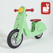 Janod Mint Scooter 3d model