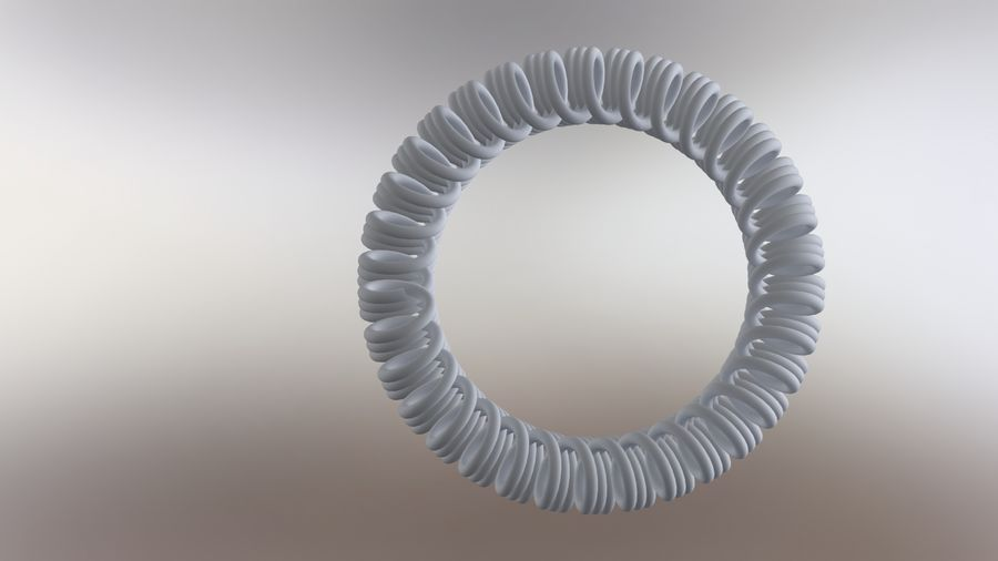 Kabel royalty-free 3d model - Preview no. 5