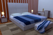 Sleeping Group Venice 3d model