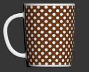 Pretty Mug 3d model