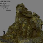 rots berg 3d model