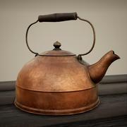 Copper Kettle 3d model