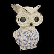 Cerámica Owl modelo 2 modelo 3d