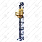 winda towarowa 3d model