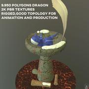 Evolution Dragon 3d model